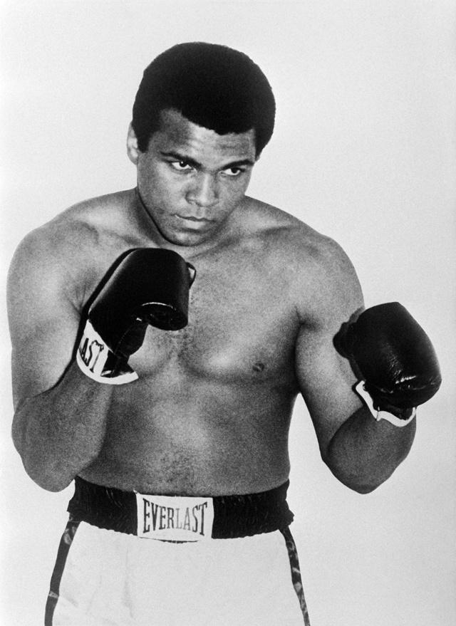 Boxing legend, social icon Muhammad Ali dies at 74