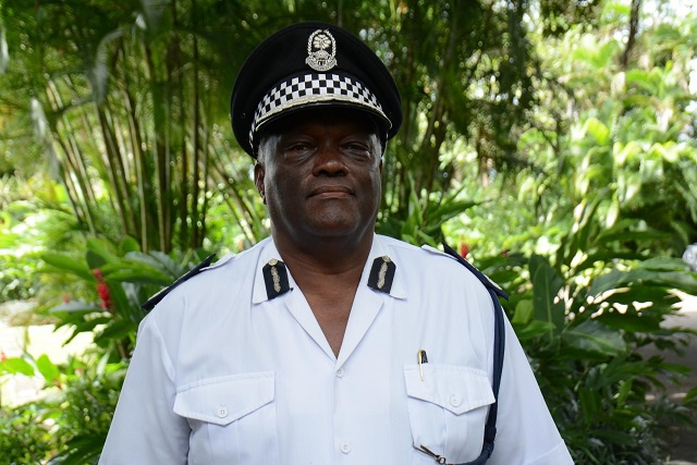 New Seychelles police commissioner is appointed as Ernest Quatre retires
