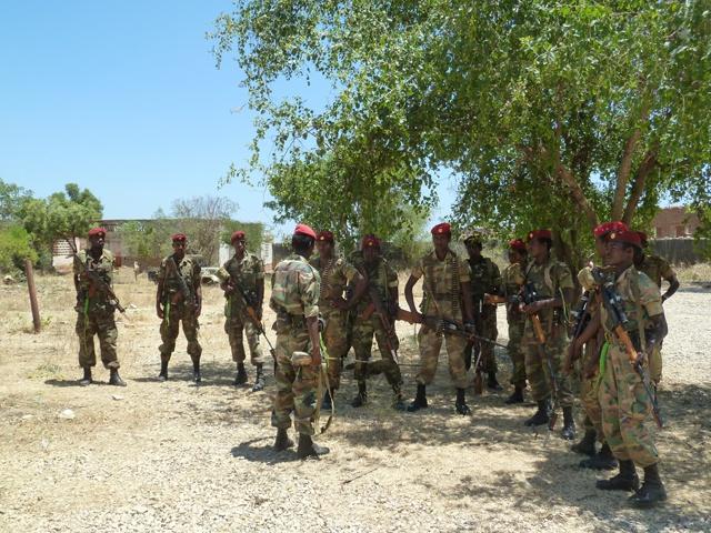 Militants raid Ethiopian base in latest Somalia attack