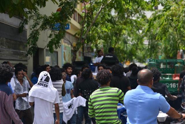 Maldives ex-VP jailed for president 'assassination plot'