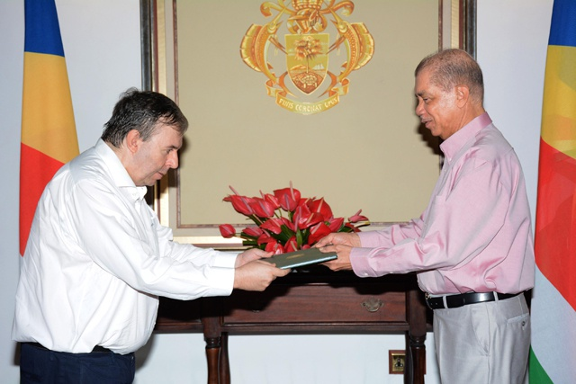 New Brazil ambassador says honorary consulate may open in Seychelles