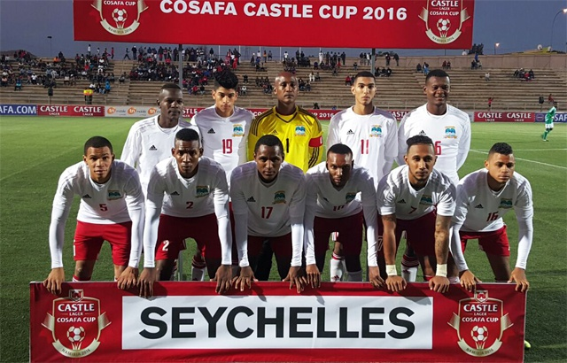 Seychelles football team ends COSAFA Cup with 5-0 loss to Zimbabwe