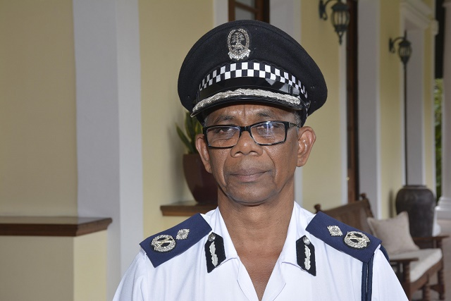 New police commissioner sworn in for Seychelles