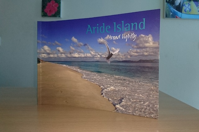 Seychelles' Aride island marks 40 years of conservation with new book