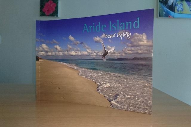 L'île d'Aride aux Seychelles célèbre ses 40 ans de conservation avec un nouveau livre