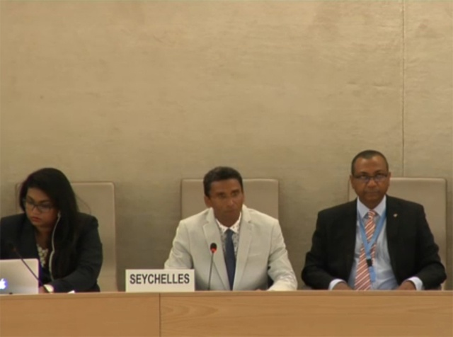 Seychelles commits to 142 recommendations to improve human rights performance
