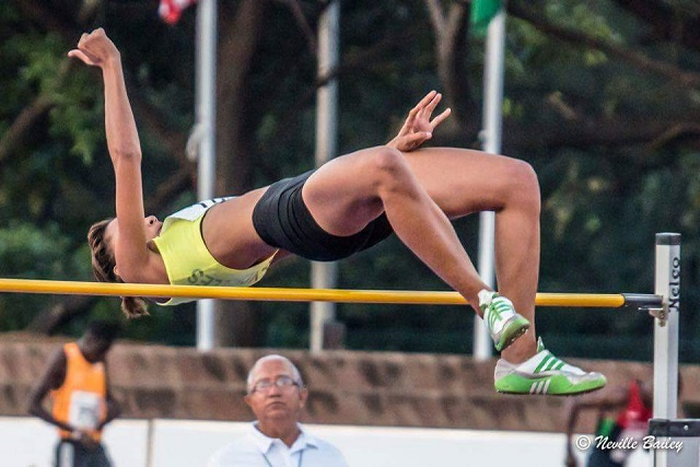 Seychellois high jumper wins gold in South Africa, still seeks Rio Olympics slot