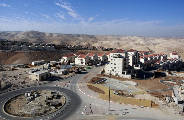Israel approves 560 new homes in West Bank settlement