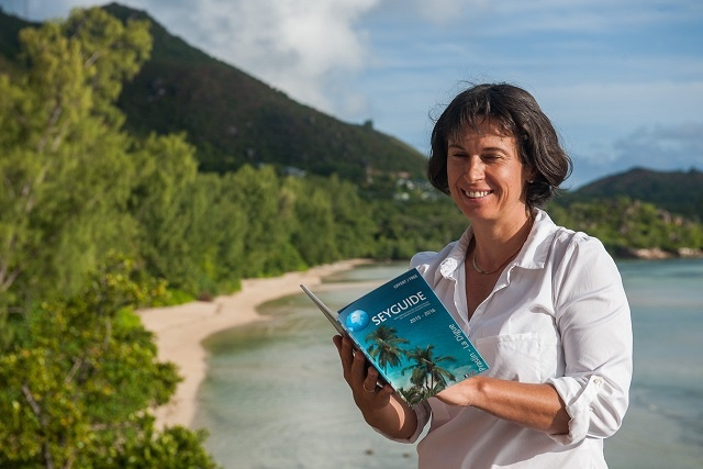 Two islands of Seychelles get their own visitor's guide