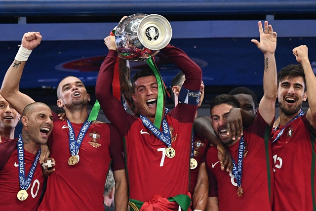 Football: Ronaldo's Portugal deliver final knockout in Euro 2016 of shocks