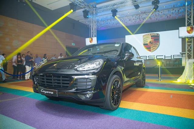 Commandez une Porsche qui vous ressemble aux Seychelles ?