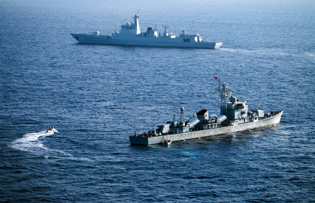 China has 'no historic rights' in South China Sea: tribunal