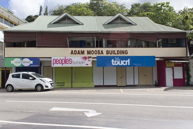 Adam Moosa: The man behind a landmark building in the Seychelles' capital