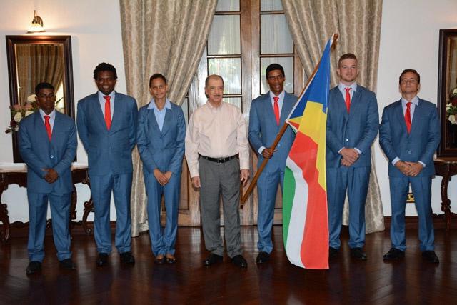 10 athlètes prêts à faire flotter le drapeau des Seychelles aux Jeux Olympiques de Rio