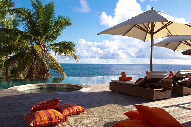 Sun/sea/sand + a butler = perfect holiday equation on Seychelles' Fregate Island