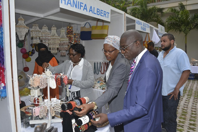 Seychellois Businesses Showcase Products To Investors From