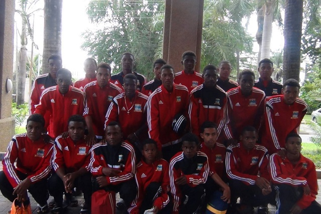 Seychelles lose 1-0 to South Africa in debut at under-17 tourney in Mauritius