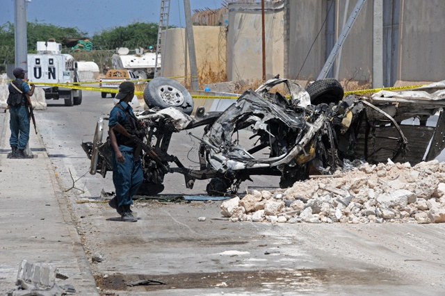 Suicide bomber was former Somali MP: Shabaab