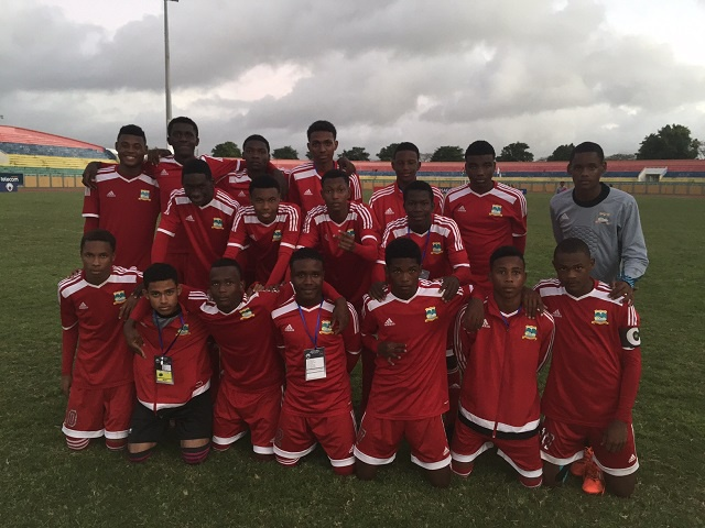Seychelles' under-17 end African football tournament with 4-1 loss to Namibia