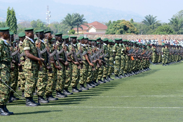 UN decides to send police force to Burundi
