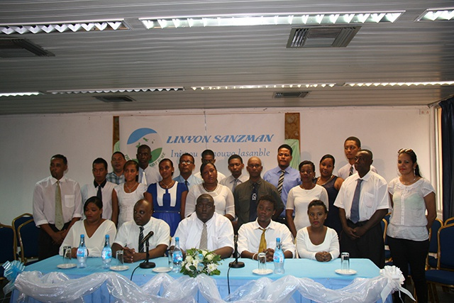Third political party – Linyon Sanzman – presents candidates for September parliamentary elections in Seychelles