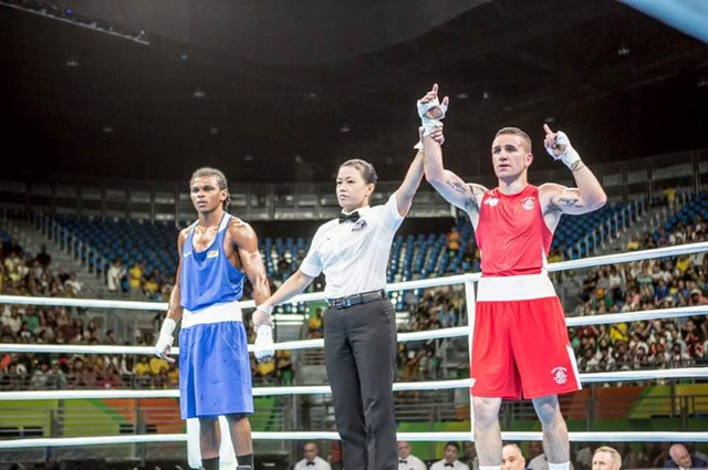 Seychellois boxer Andrique Allisop proud of Olympic performance despite opening round loss