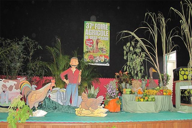 La levée de l'embargo sur les fruits et légumes de la Réunion, nouvel espoir de commerce pour les Seychelles.