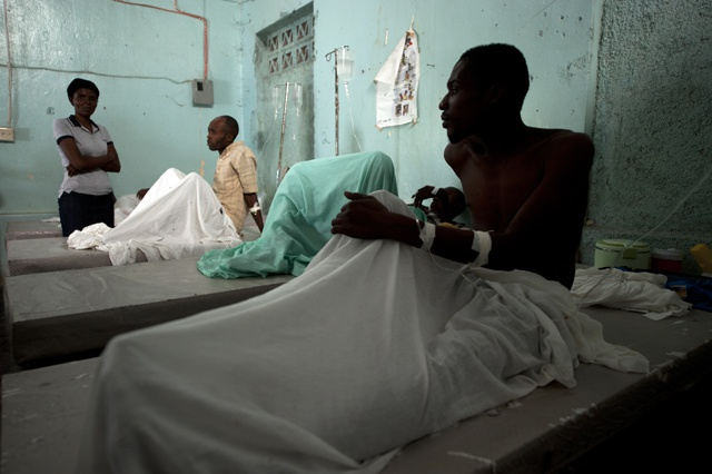 Haiti cholera victims welcome UN recognizing role in outbreak