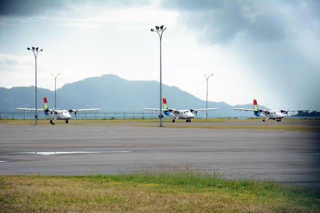 Air seychelles a suspendu ses vols int rieurs apr s qu un for Compagnie aerienne americaine vol interieur
