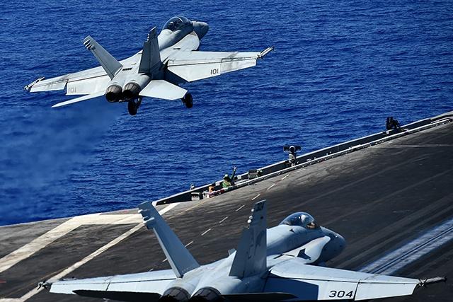 Washington envoie des avions de chasse protéger ses conseillers en Syrie
