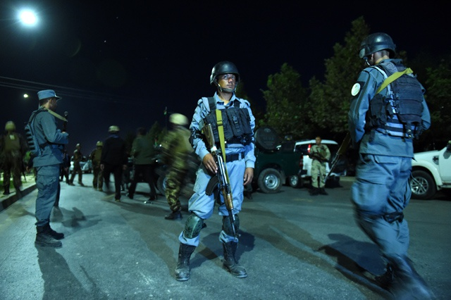 Nine killed as militants raid Kabul's American University