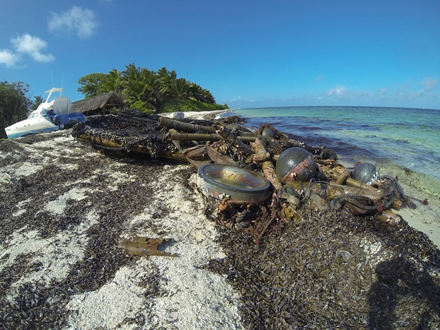 Surveillance des DCP : les Seychelles vont intercepter les dispositifs de pêche pour protéger les récifs