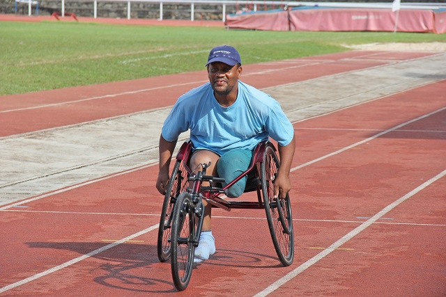 One-legged athlete from Seychelles to participate in Brazil Paralympics