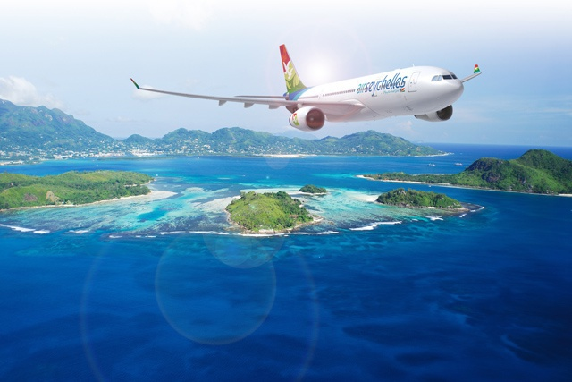 Air Seychelles is Indian Ocean region's top ranked airline in world awards