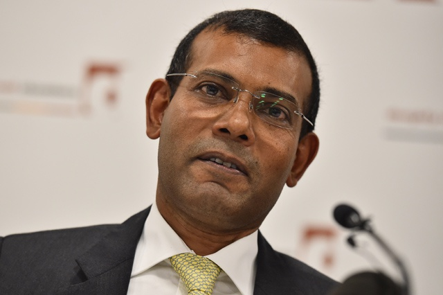 Maldives issues arrest warrant for ex-president Nasheed