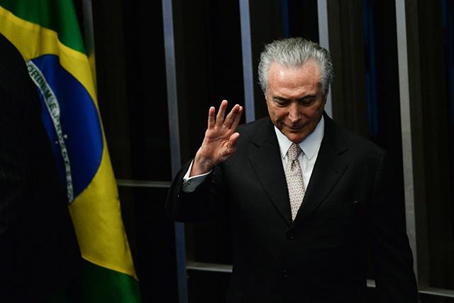 Brésil : Dilma Rousseff destituée, Michel Temer nouveau président