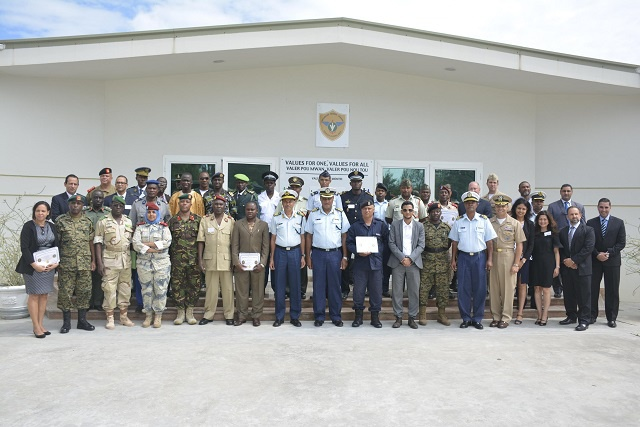 Soon in Seychelles: Regional coordination centre to battle maritime crimes
