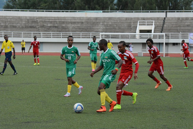 Seychelles' national team out of African competition after loss to Ethiopia