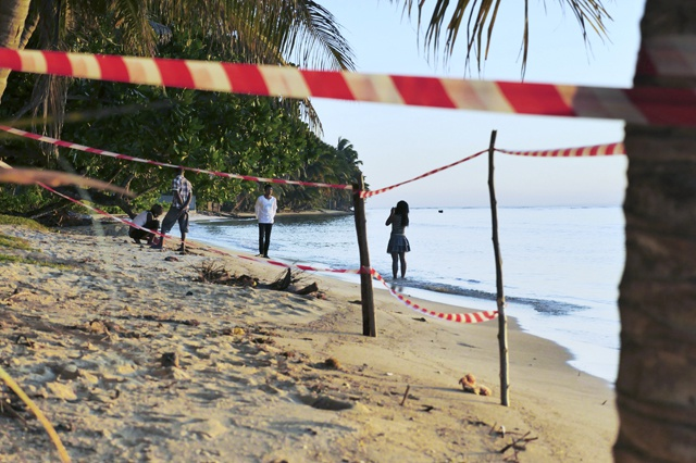 Five charged in Madagascar over murder of French pair
