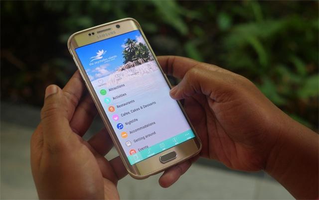 Laissez votre smartphone vous guider : les Seychelles lancent une nouvelle application mobile pour les touristes