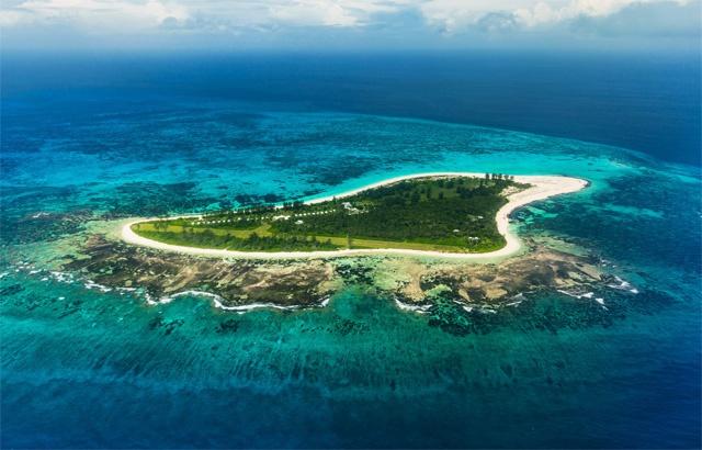 Air Seychelles relie Bird Island tous les jours.