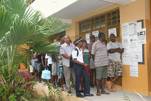 Les Seychelles renouvellent leur Assemblée nationale.