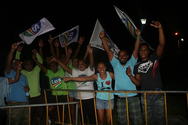 Linyon Demokratik Seselwa (LDS) remporte les élections législatives aux Seychelles