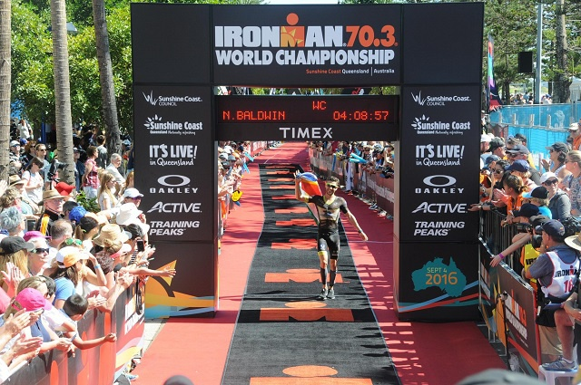 Seychellois triathlete to apply Ironman experience to future races