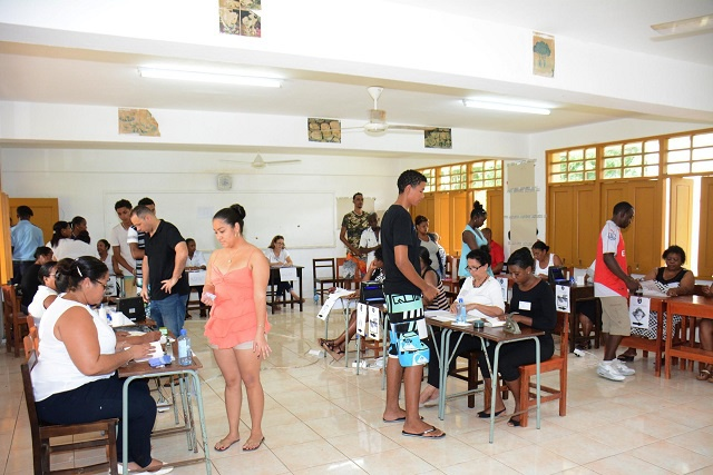 Seychellois election observer group recommends voter census, one-day voting