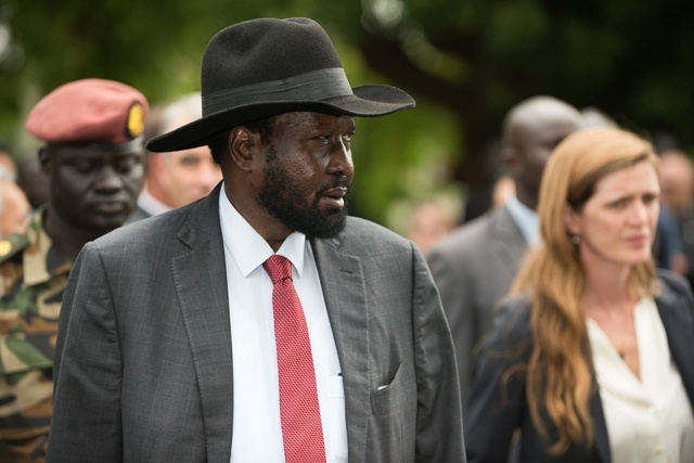 UN demands South Sudan cooperate on regional force