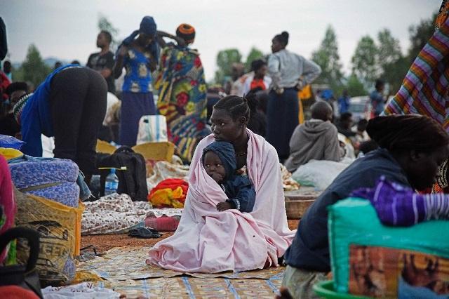 S.Sudan refugees soar past one million mark