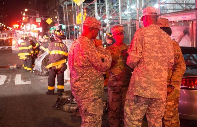 Intentional New York blast injures 29 people