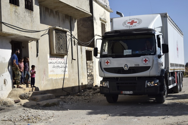 Aid convoy attacked as Syria ceasefire collapses