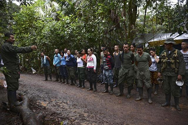 La Colombie signe un accord de paix historique avec les Farc